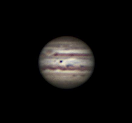 08/25/2009- Jupiter- 1327 frames at 23:22 PM PDT