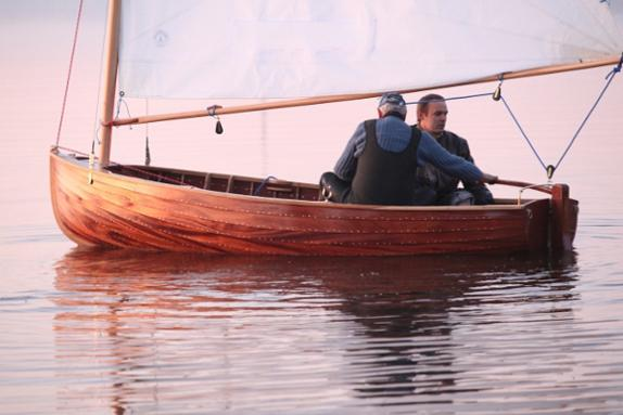 Teja Wooden Boats Messing About In Sailboats