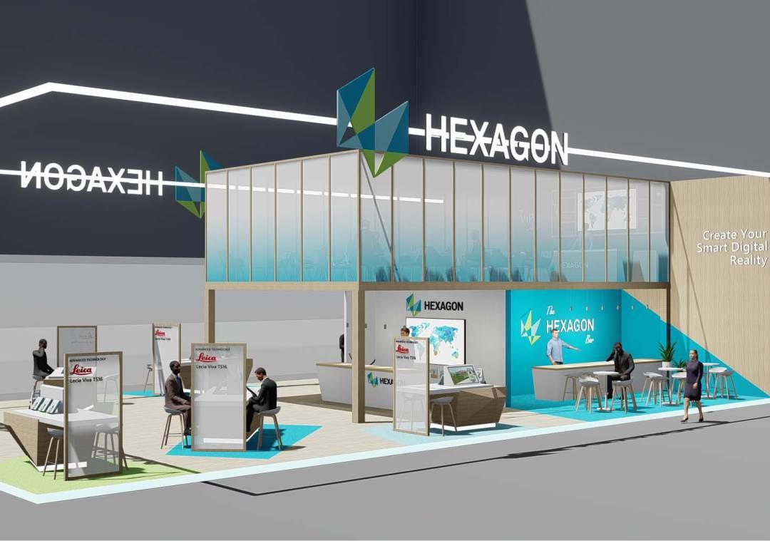 Hexagon-booth-exhibition-tradeshow-design