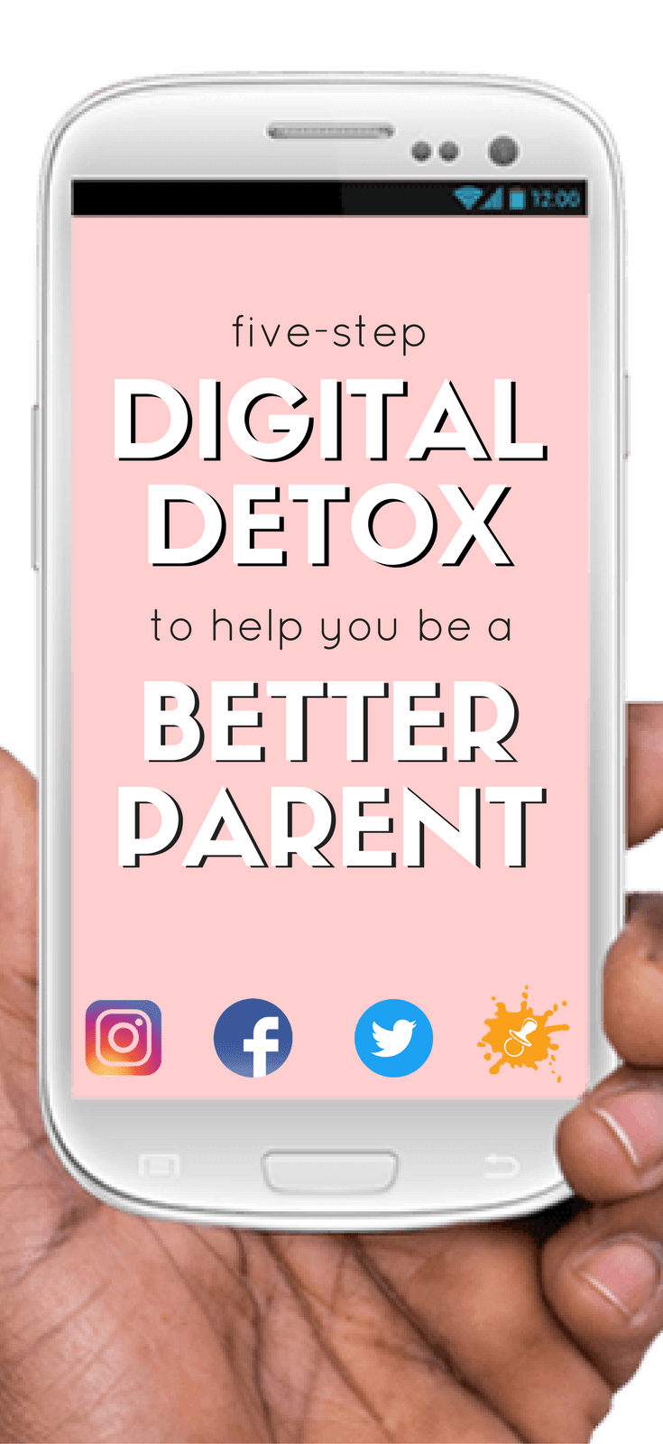 My Child-inspired Digital Detox