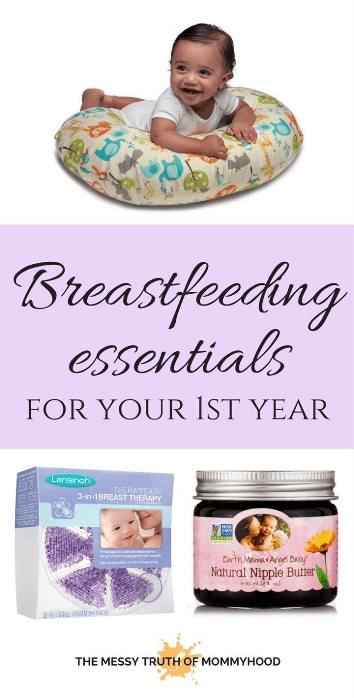 Six Essentials to Help You Reach a Year of Breastfeeding