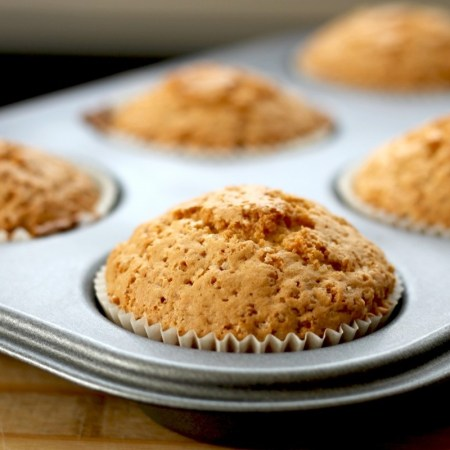 Peanut Butter, Jelly & Oatmeal Mini Muffins: A Perfect Breakfast for Baby