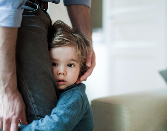 Separation Anxiety in Toddlers: Four Tips to Ease Fears & Tears