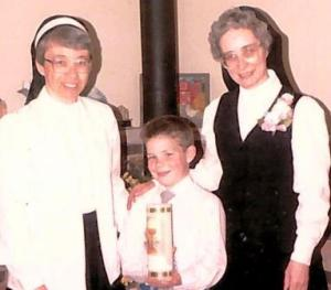 sisters-Luke-first-communion