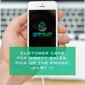 Customer Care for Direct Sales 1