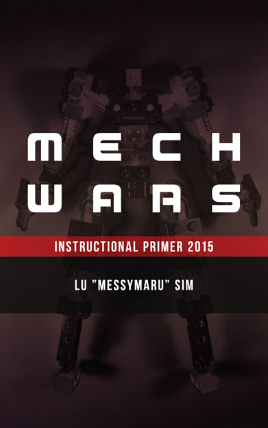 Mech Wars 2015 Cover