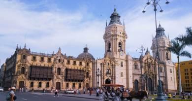 Viaja a Perú