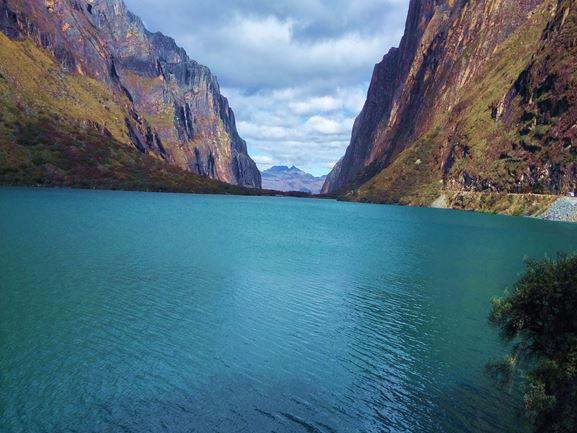 quebrada llanganuco - Huaraz