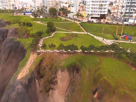 parque maria - guía de Lima