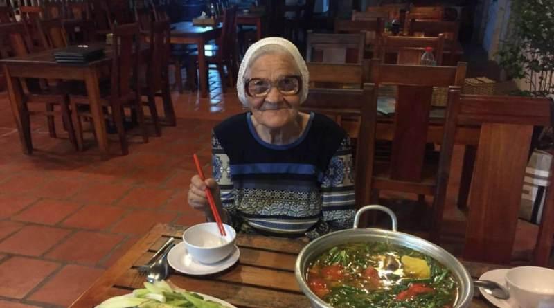 abuela rusa que viaja