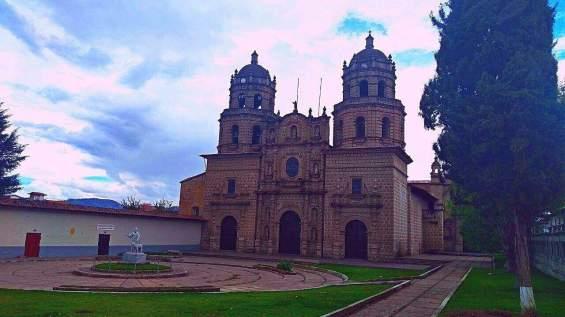 Iglesia en Cajamarca