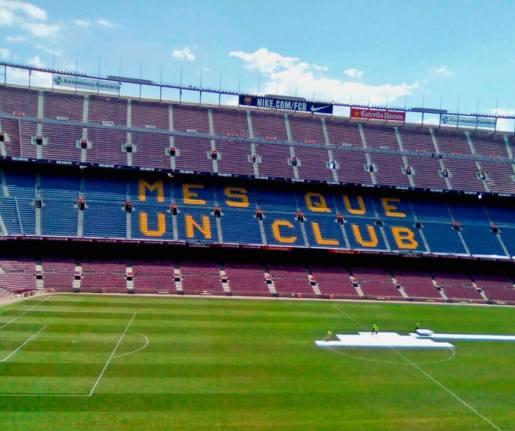 Estadio en barcelona