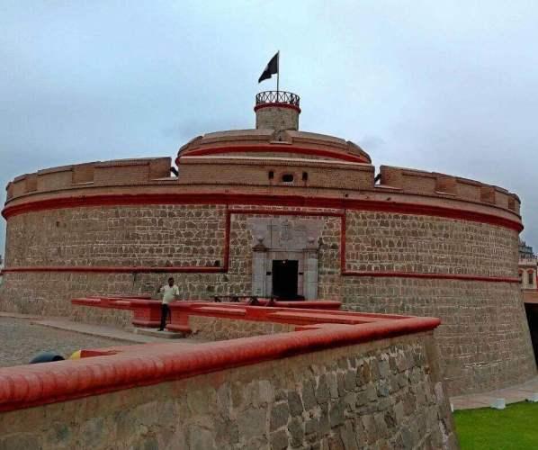 Fortaleza Real Felipe - Callao