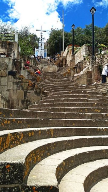 Mirador Santa Apolonia - Cajamarca