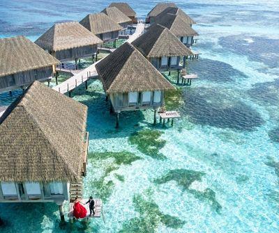 Lugares románticos Bora Bora