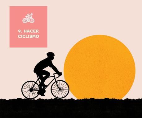 Actividad - Ciclismo