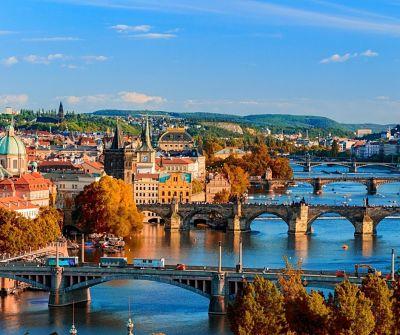 República Checa Lugares románticos