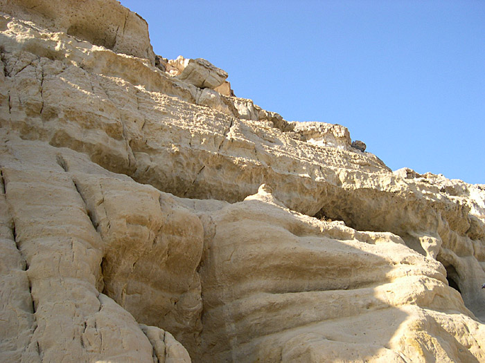 Matala, Steinzeithöhlen