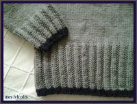 Pull gris etienne3