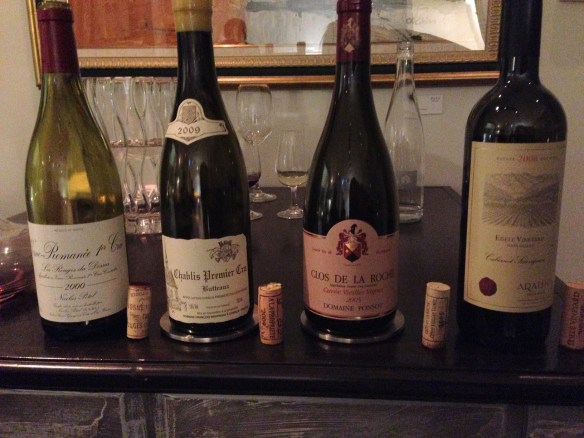 Le musee wines