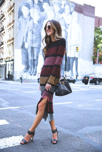 knit-dress-outfits-street-style-2017823c0713cf5cc47df3626e7ce87ccf62