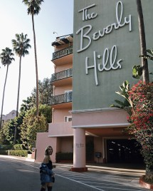 Denim Beverly Hills Hotel