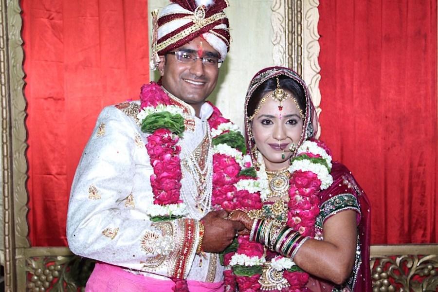 Bijoux de mariage indien