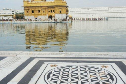 fleur de vie à Amritsar