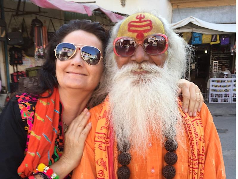 Babas en Inde