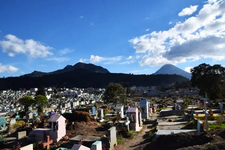 Xela cimetière