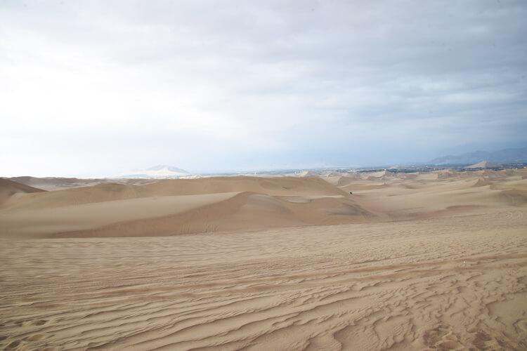 Huacachina sable