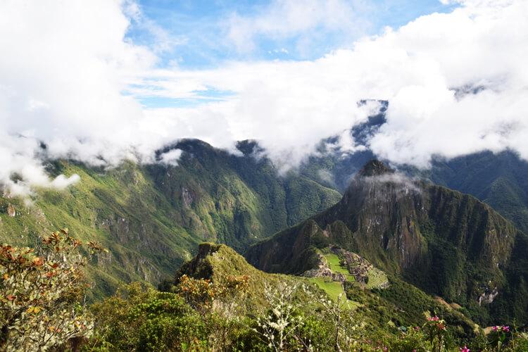 Comment aller au Machu Picchu vue