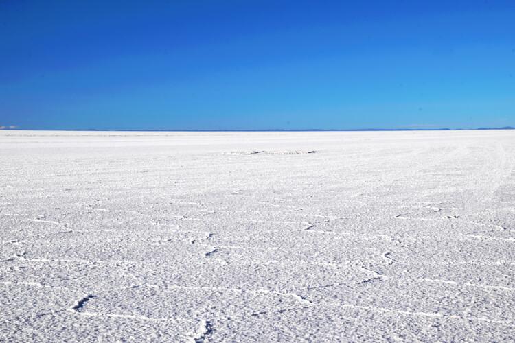 Salar de Uyuni sel