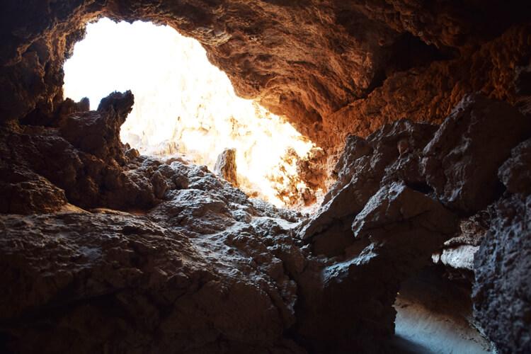 San Pedro de Atacama grotte