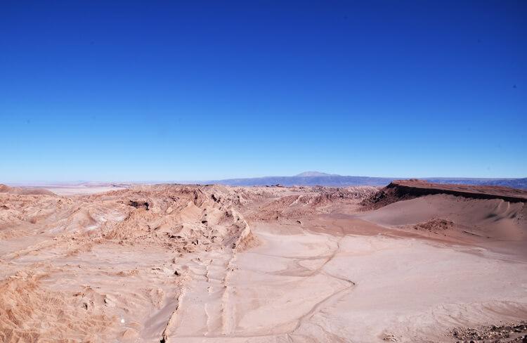 San Pedro de Atacama vallée de la lune