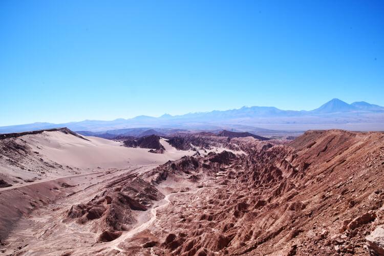 San Pedro de Atacama vallée de la mort