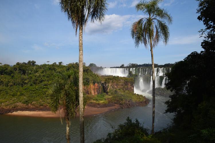 Chutes Iguazu panorama