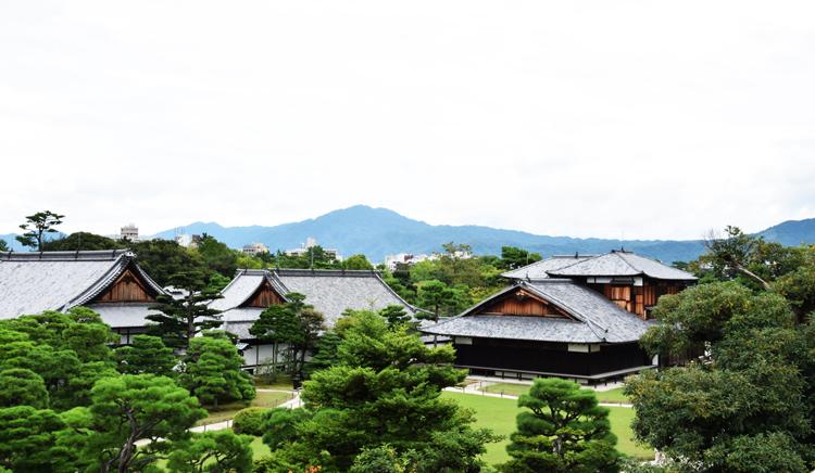 Visiter Kyoto château de nijo