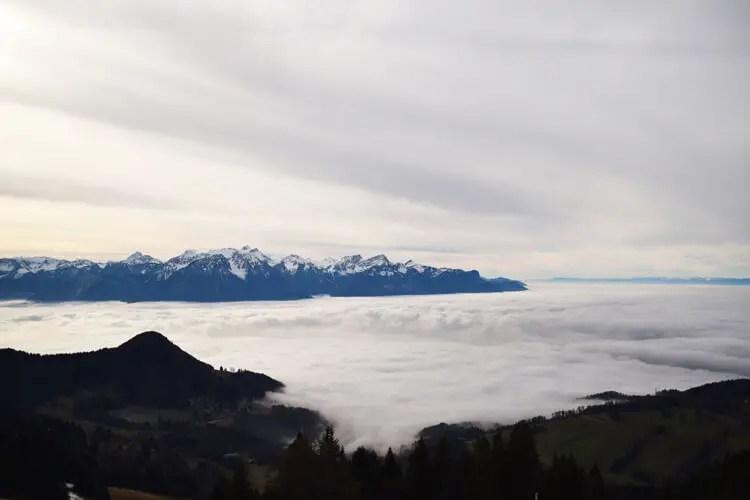 Suisse nuage