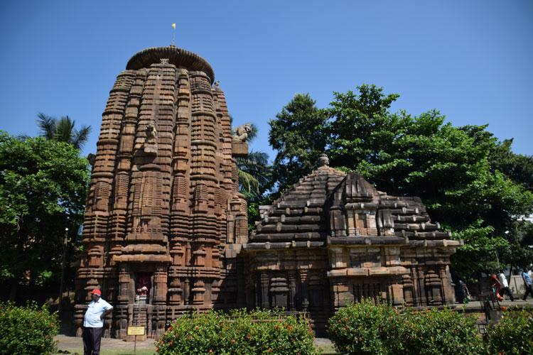 bhubaneswar-temple