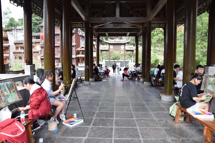 fenghuang-peintres