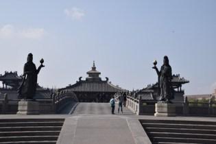 yungang-sanctuaire-entree