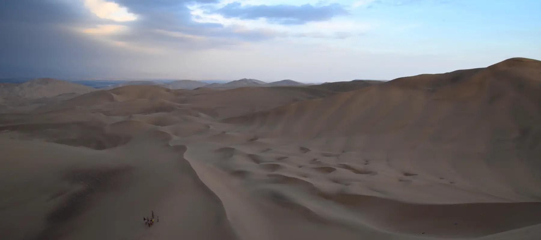 Huacachina-desert