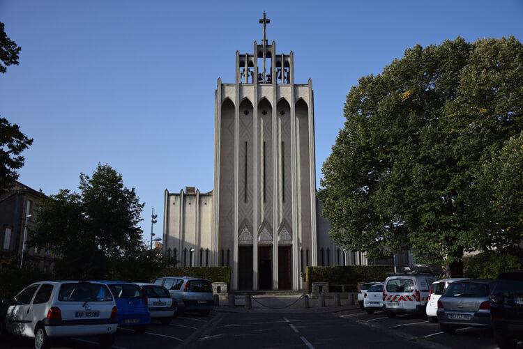 Eglise Sacré cœur