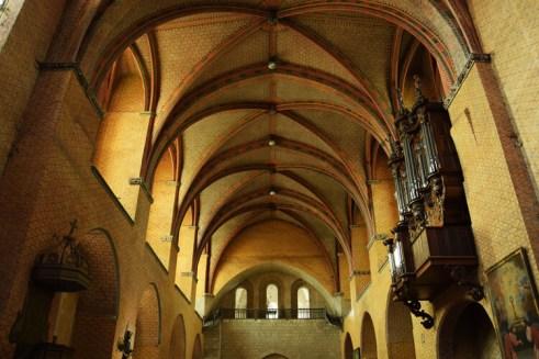 Plafond abbaye Moissac