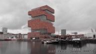 Anvers - le musée MAS