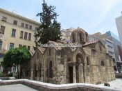 Athènes - Eglise Kapnikarea