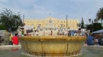Athènes - Parlement