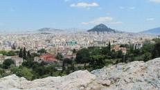 Athènes - Vue sur Athènes