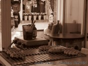 Brugge - Au hasard des rues, les gauffres belges